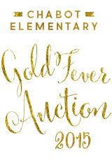Gold Fever Auction 2015